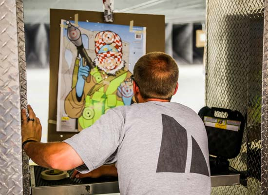 Gun Range Membership | Sharpshooters Gun Club Greenville SC