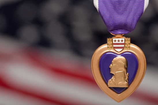 Purple Heart | Sharpshooters Gun Club Greenville SC